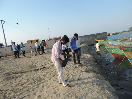 Coastal cleanup day -cleanliness campaign (13)
